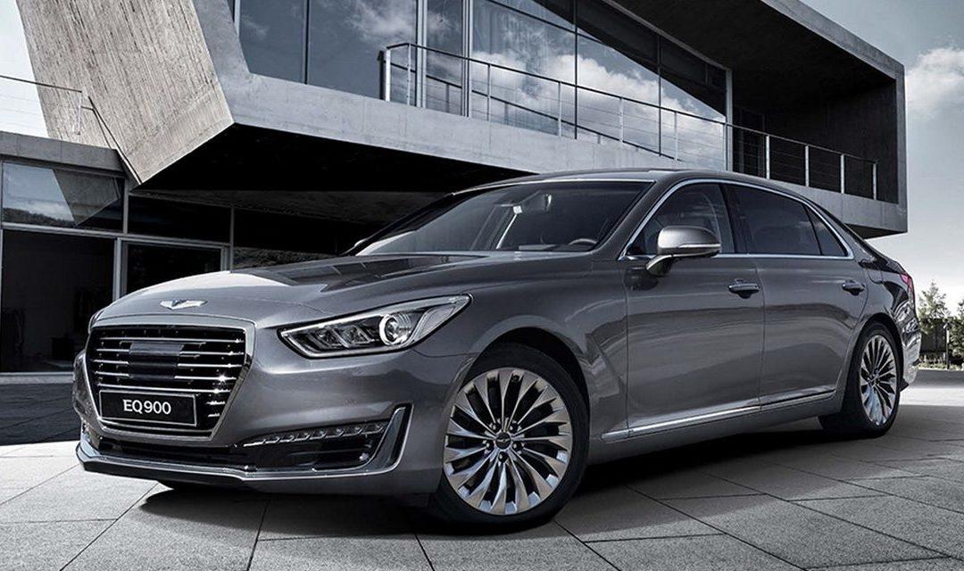 La Genesis G90, nouvelle Berline de Luxe de Hyundai Motor