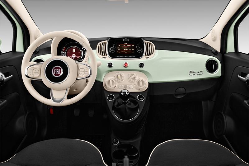 Italcar et son concours « Fiat 500 »