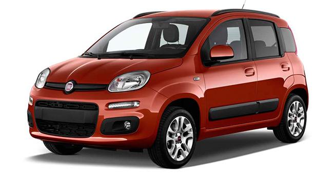 la Nouvelle FIAT Panda disponible à ITALCAR