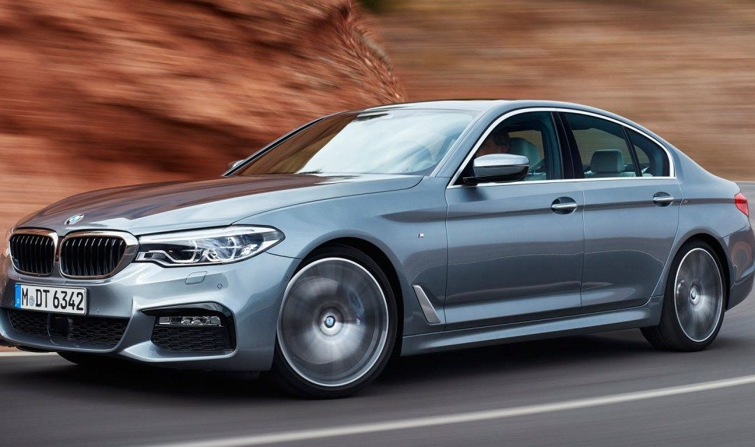 Exclusivité : La Nouvelle BMW Serie 5 disponible à Ben Jemaa Motors Mars 2017