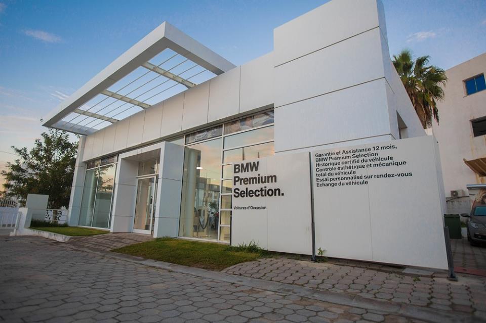 Ben Jemâa Motors se lance dans la reprise et vente de BMW d'occasion.