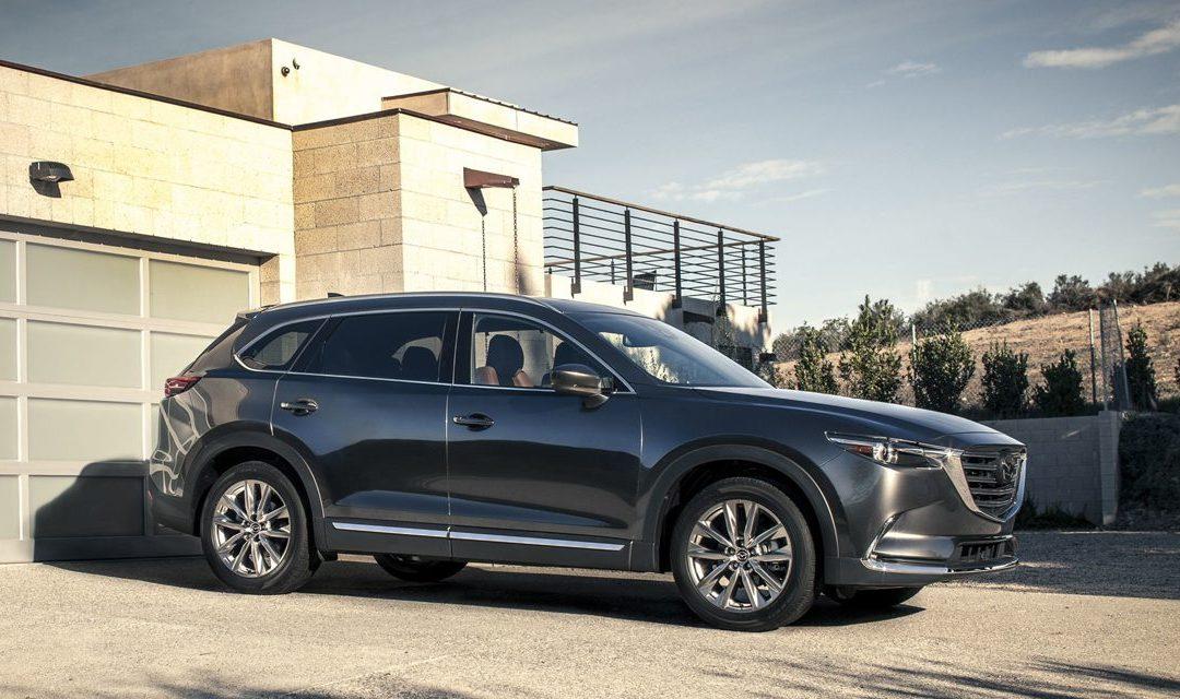 Le nouveau Mazda CX-9 disponible à Economic Auto