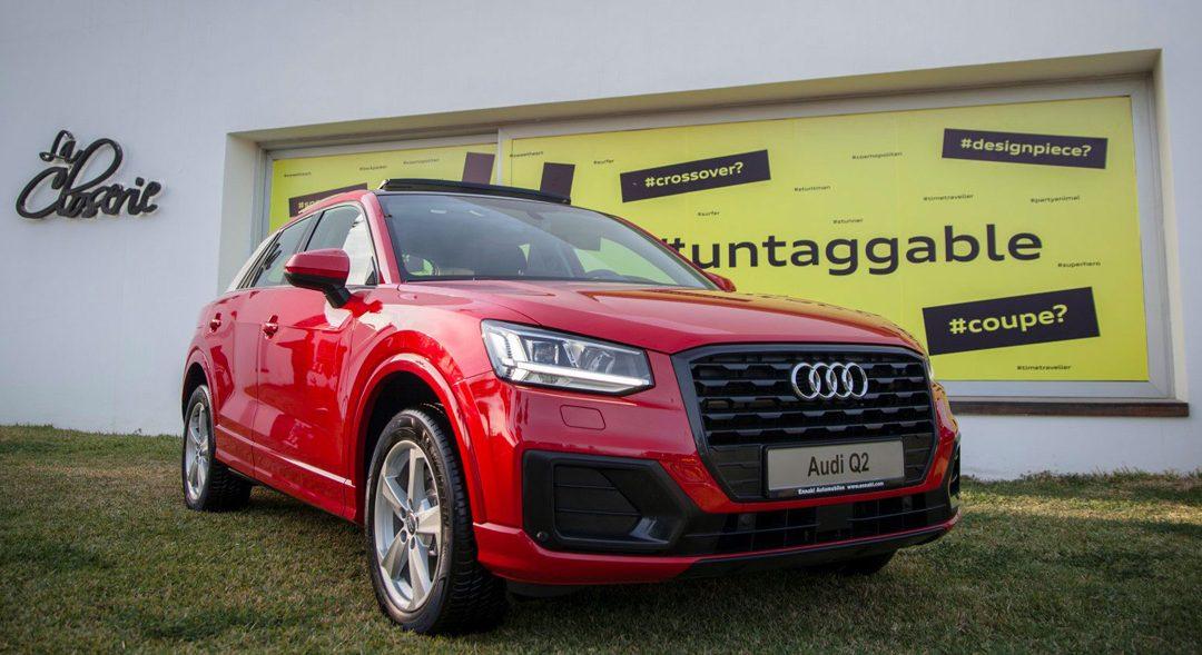 Avant première : les Prix et Versions du nouveau SUV AUDI Q2 disponible à AUDI Tunisie