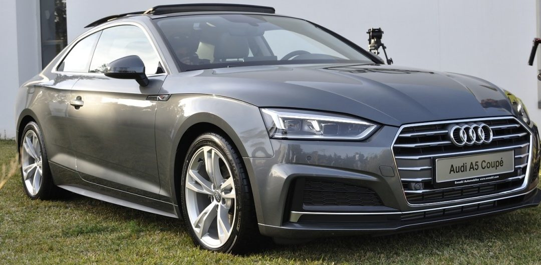 La nouvelle Audi A5 coupé disponible à AUDI Tunisie