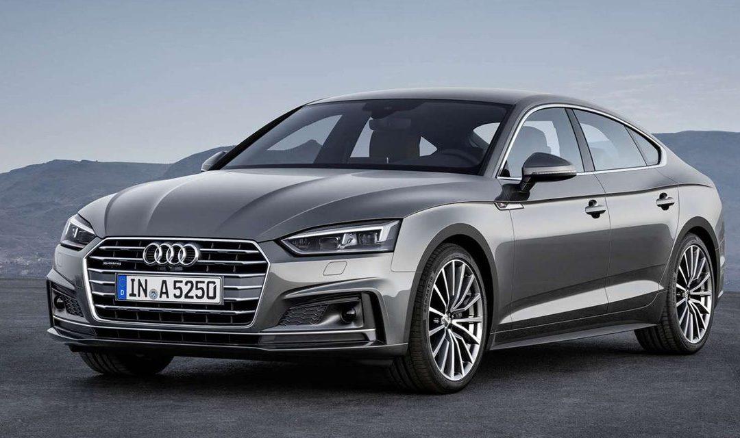 Vidéo, Prix et fiche technique de la nouvelle Audi A5 coupé