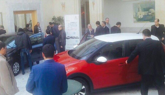CITROËN Tunisie remercie les Agences de location de voitures