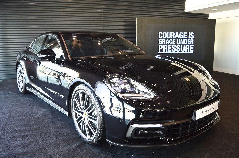 La Nouvelle Porsche Panamera Disponible A Porsche Tunisie Tunisieauto