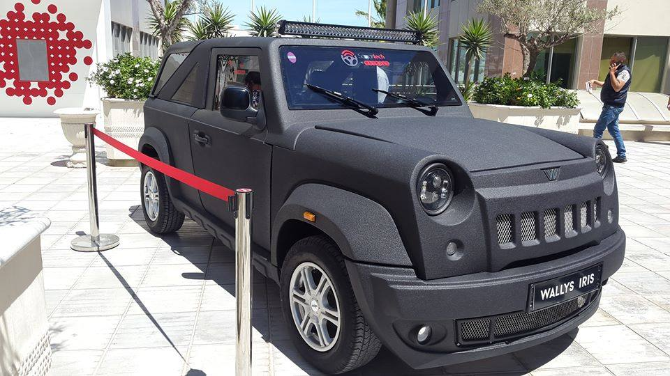 ooredoo et wallys automobile jouent sur le 100 tunisien tunisieauto. Black Bedroom Furniture Sets. Home Design Ideas