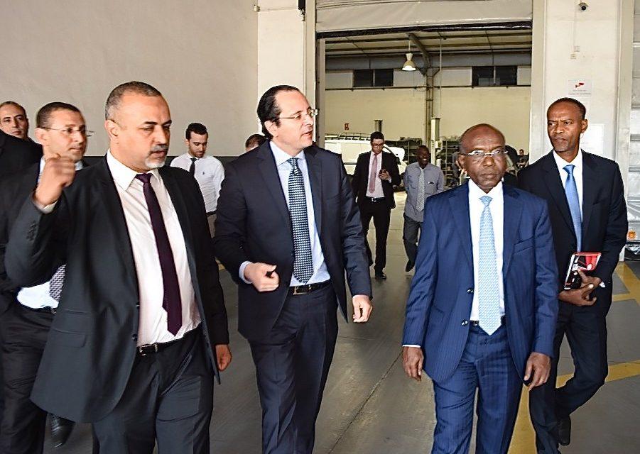 Accord entre UADH Tunisie, du Groupe Loukil et l'Etat de Djibouti