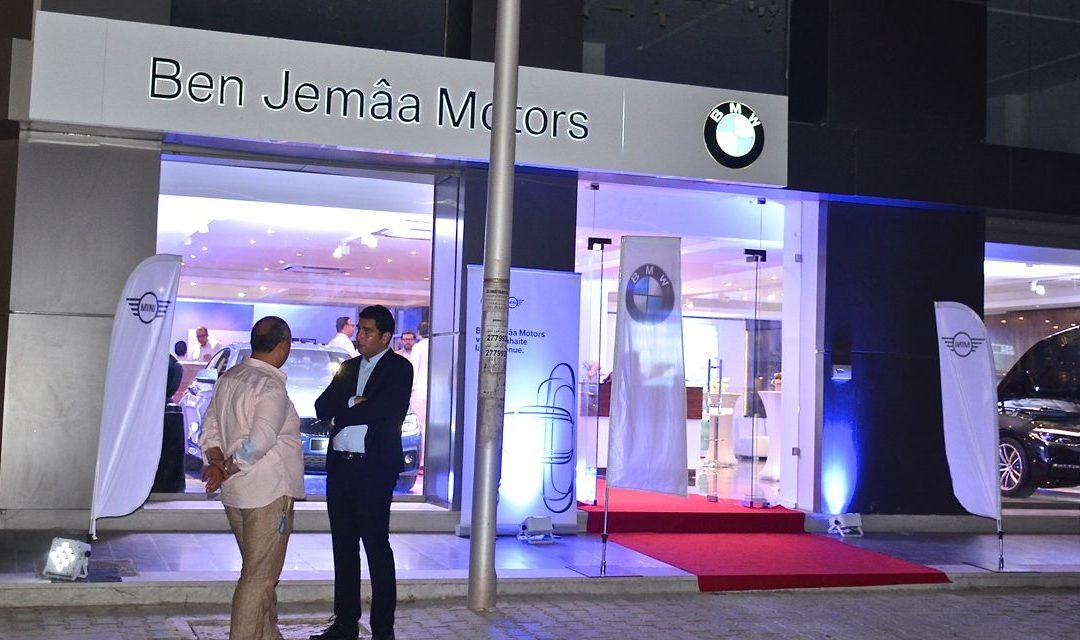 Le nouveau City Store BMW/MINI de Ben Jemaa Motors