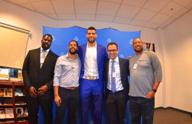 GREAT WALL-HAVAL TUNISIA PARTENAIRE DU « TUNISIA NBA CAMP BY SALAH MEJRI »