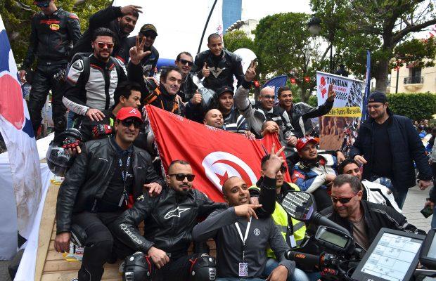LE MOTO TOUR SÉRIES TUNISIE  pour début 2018