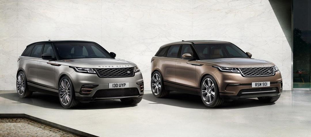 Le Range Rover Velar disponible à Alpha International Tunisie