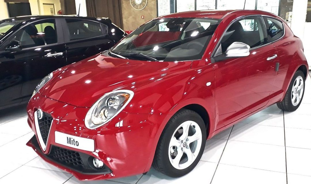 Alfa Romeo MITO facelift disponible à ITALCAR