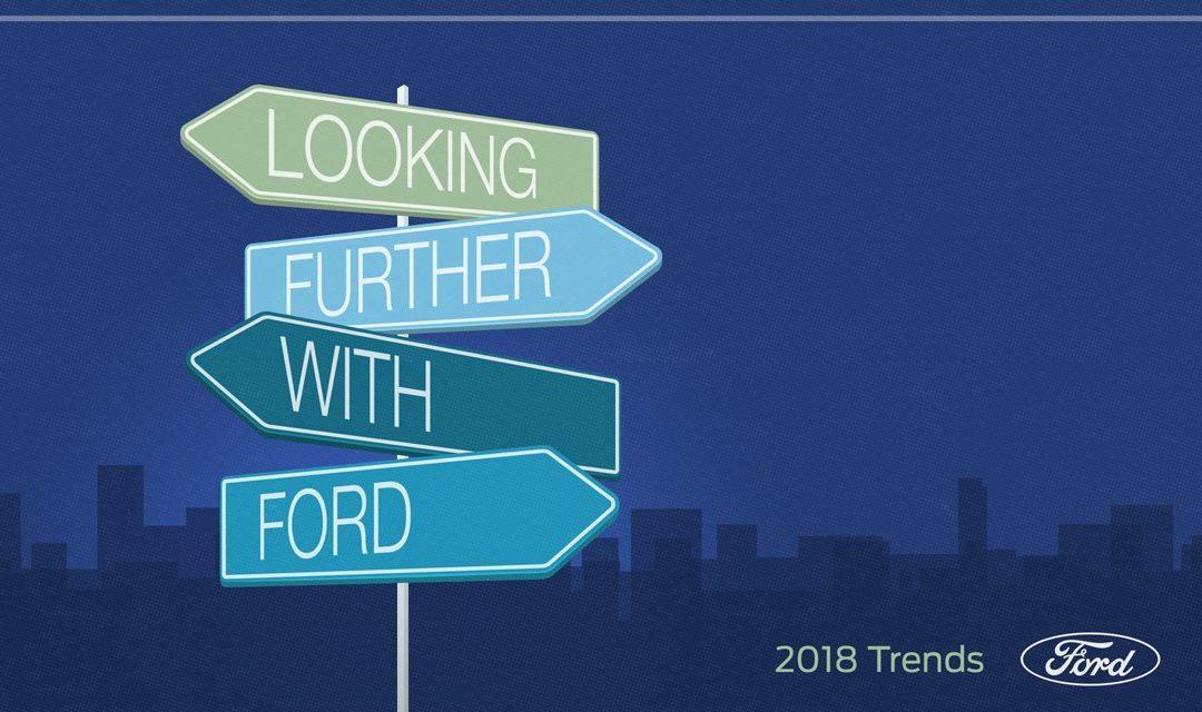 Ford et son rapport annuel consommateurs 2018