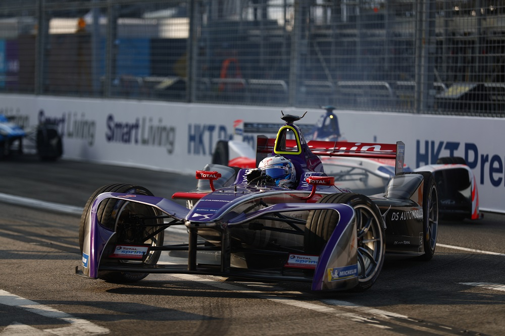 DS VIRGIN RACING compte s'imposer À MARRAKECH !