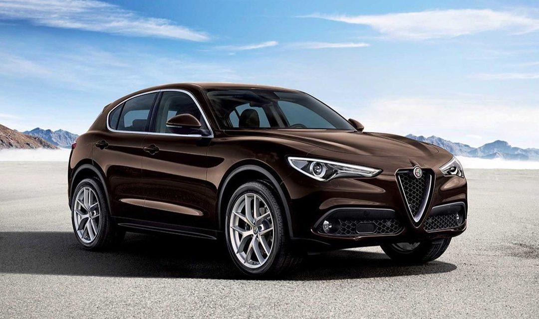 L'Alfa Romeo Stelvio remporte un nouveau Prix