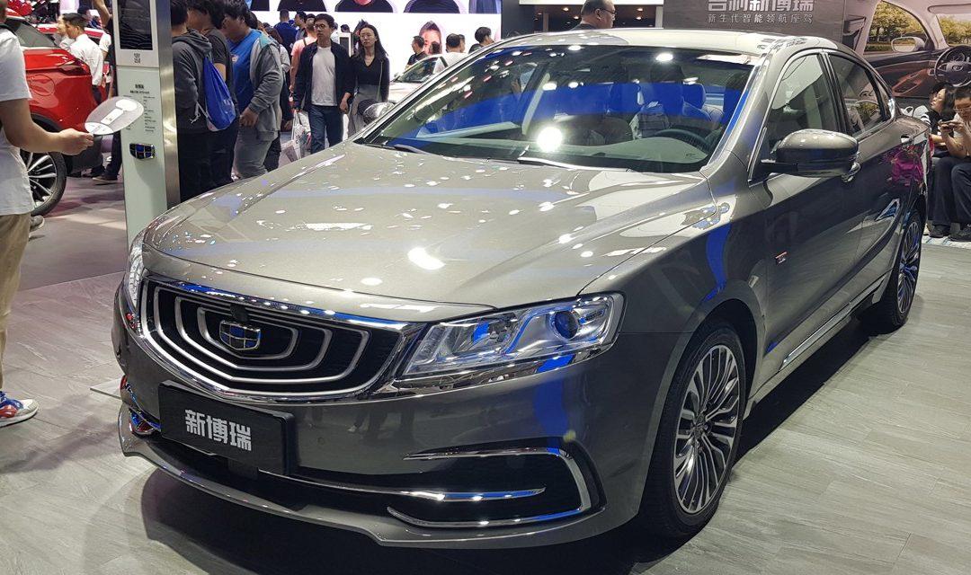 Etablissement Zouari: Arrivage de 80 véhicules de sa nouvelle marque chinoise Geely