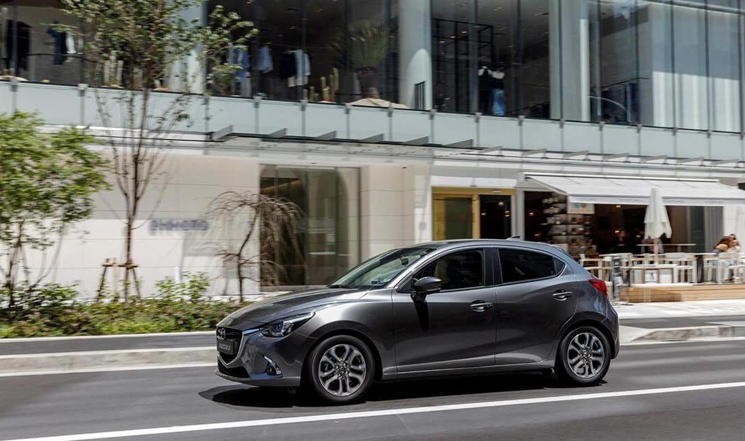 Mazda 2 version 2018 avec nouvelles finitions disponible à Economic Auto