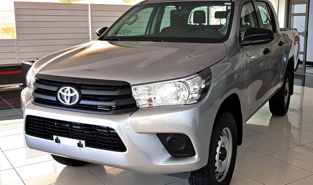 LE TOYOTA HILUX 2.4L TURBO DIESEL DOUBLE CABINE DISPONIBLE A BSB