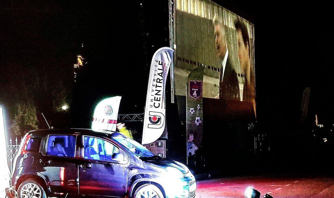 La Fiat Panda, invitée VIP au dernier «Mission Impossible» de Tom Cruise