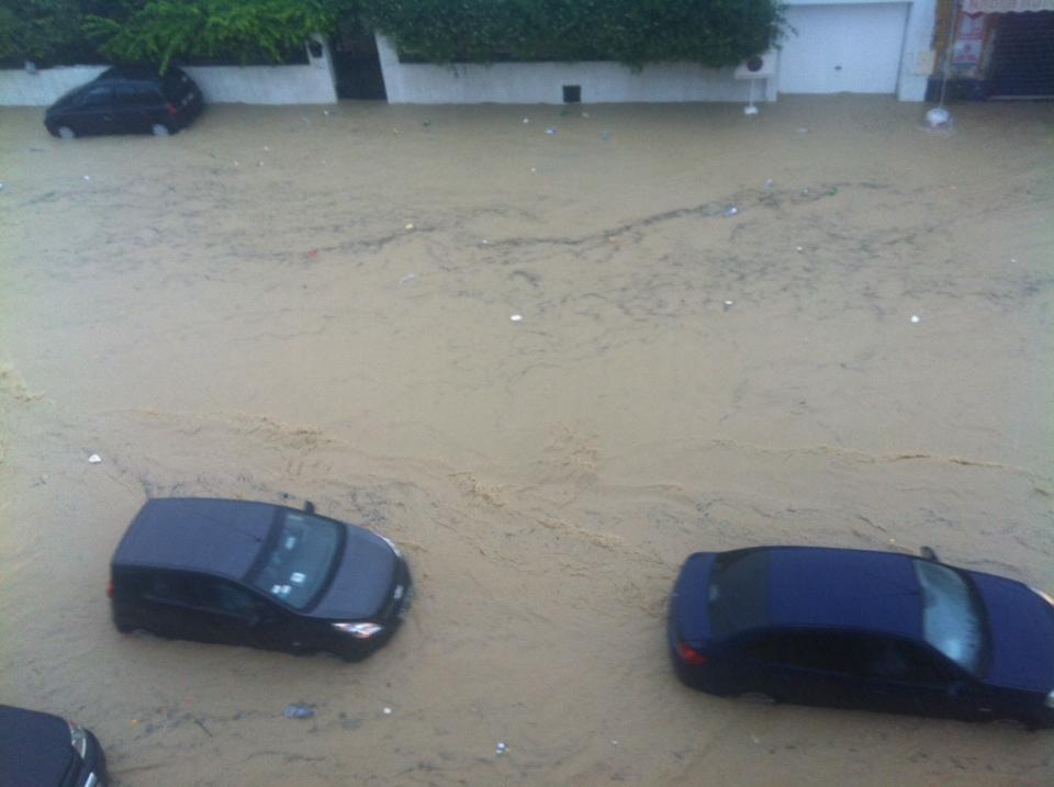 Nabeul: Toutes les routes, qui mènent à la ville, coupées