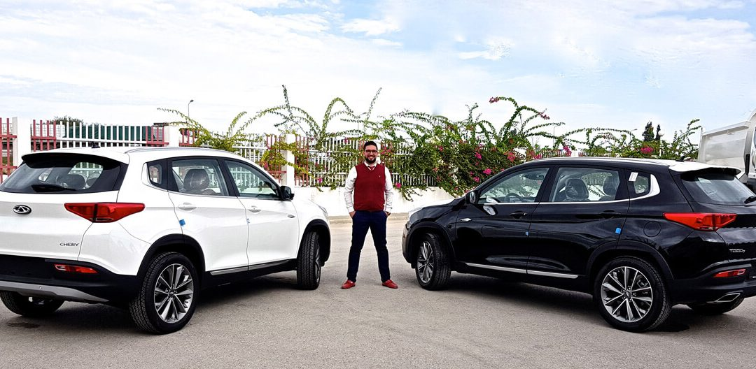 nouveau SUV Chery TIGGO 7, le reportage Vidéo