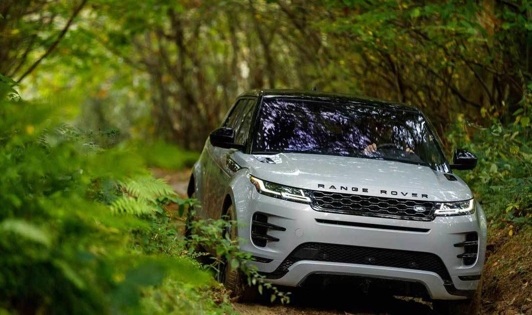 Nouveau SUV compact Range Rover Evoque, sous des airs de Velar junior