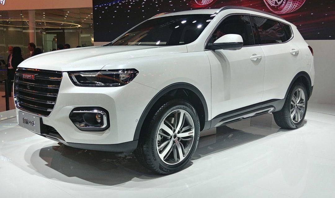 Nouveau SUV Haval H6 pour 2019 à Atlas Auto