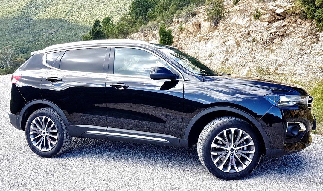 Nouveau SUV Haval H6 de Atlas Auto en avant première sur tunisieauto.tn