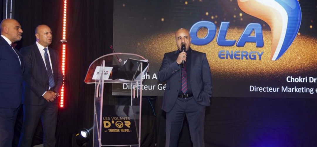 «Les Volants d'Or» 2018 by tunisieauto.tn, ADCOM et OLA Energy