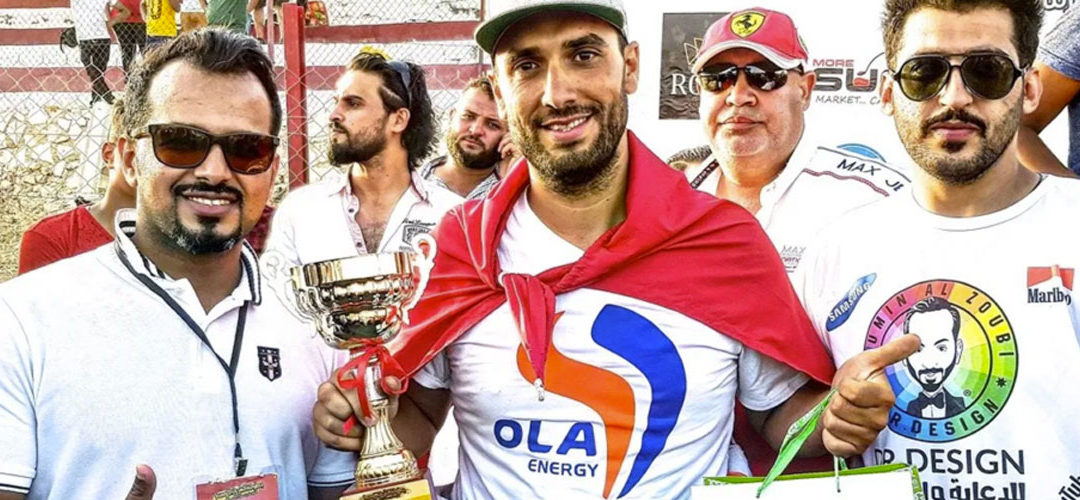 Championnat de Drift Middle East 2019: Nassim Saad, 4e meilleur drifteur arabe!