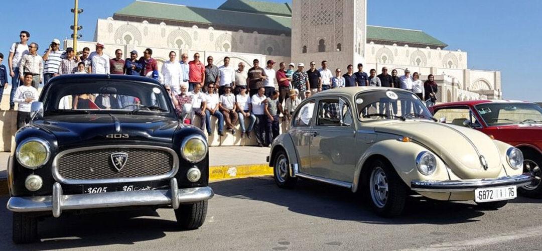 l'UMAA organise le Classic Cars Expo CASA 2019 By OLA Energy Maroc
