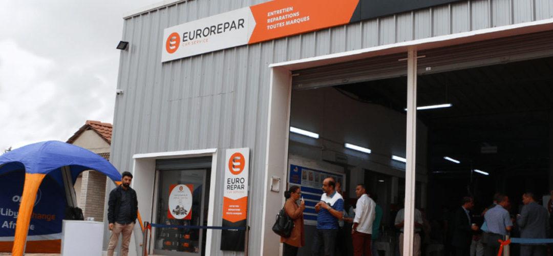 NOUVEAU POINT DE SERVICE EUROREPAR CAR SERVICE A ZAGHOUAN