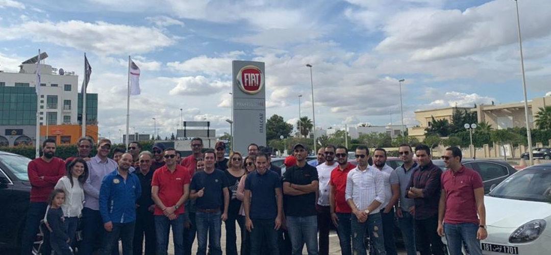 Meeting Alfa Romeo «Meccanica delle Emozioni» chez ITALCAR