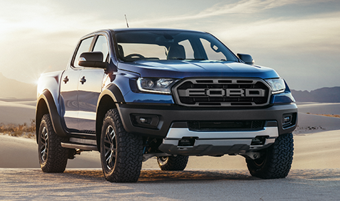 Le Pick Up Raptor de Ford Tunisie à 250 000 DT TTC