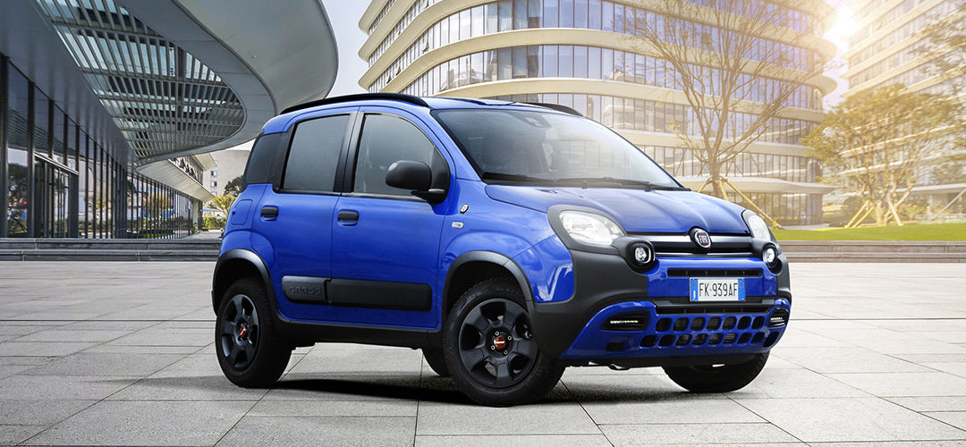 La FIAT Panda City Cross disponible à Italcar