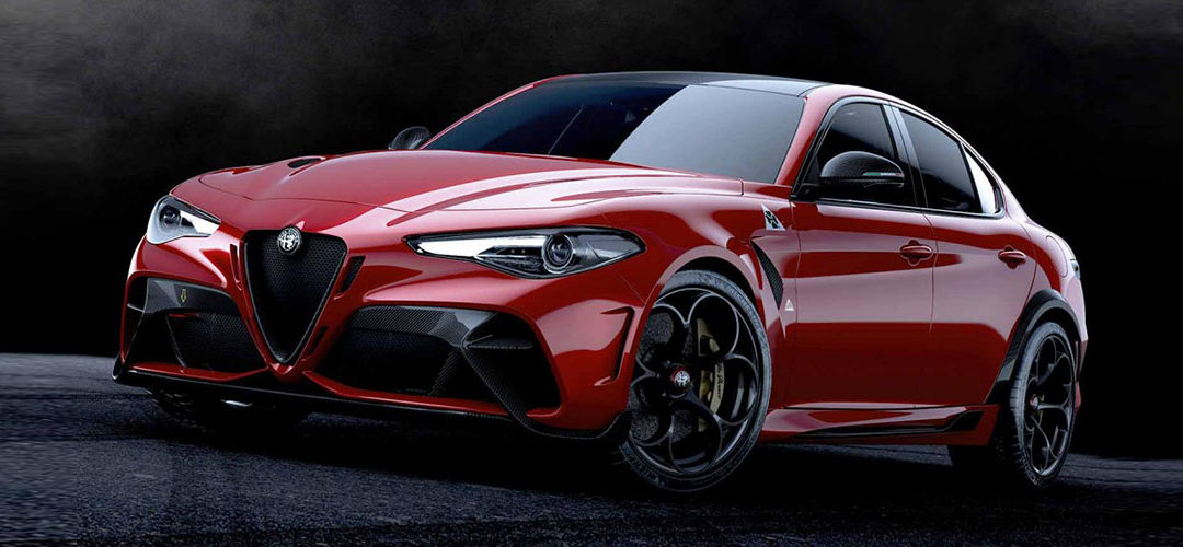 Alfa Romeo lance la Giulia GTA