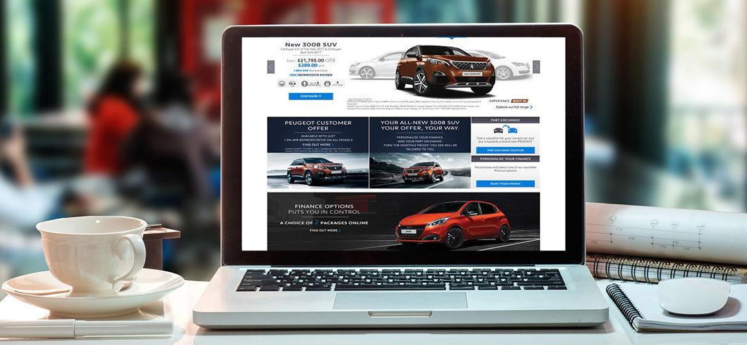 Stafim Peugeot innove sur le digital
