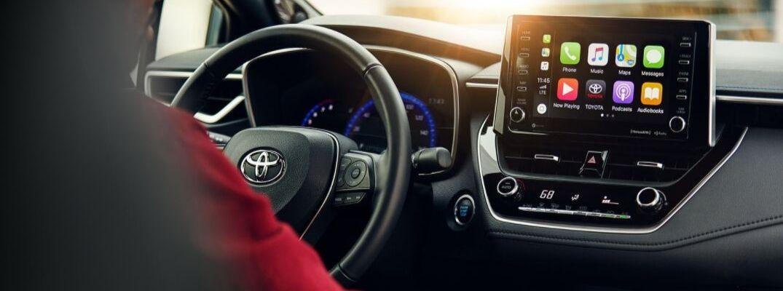 BSB Toyota: CarPlay et Android Auto de série sur sa nouvelle gamme de véhicules Toyota
