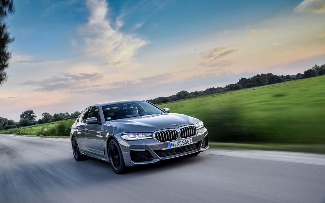 La nouvelle BMW Série 5 Disponible en Précommande chez Ben Jemâa Motors et son réseau