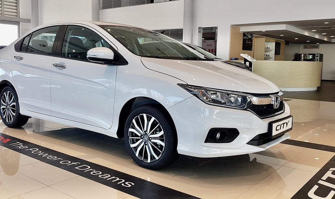 HONDA CITY SEDAN 1.5 L BOITE AUTO DISPONIBLE À HONDA TUNISIE