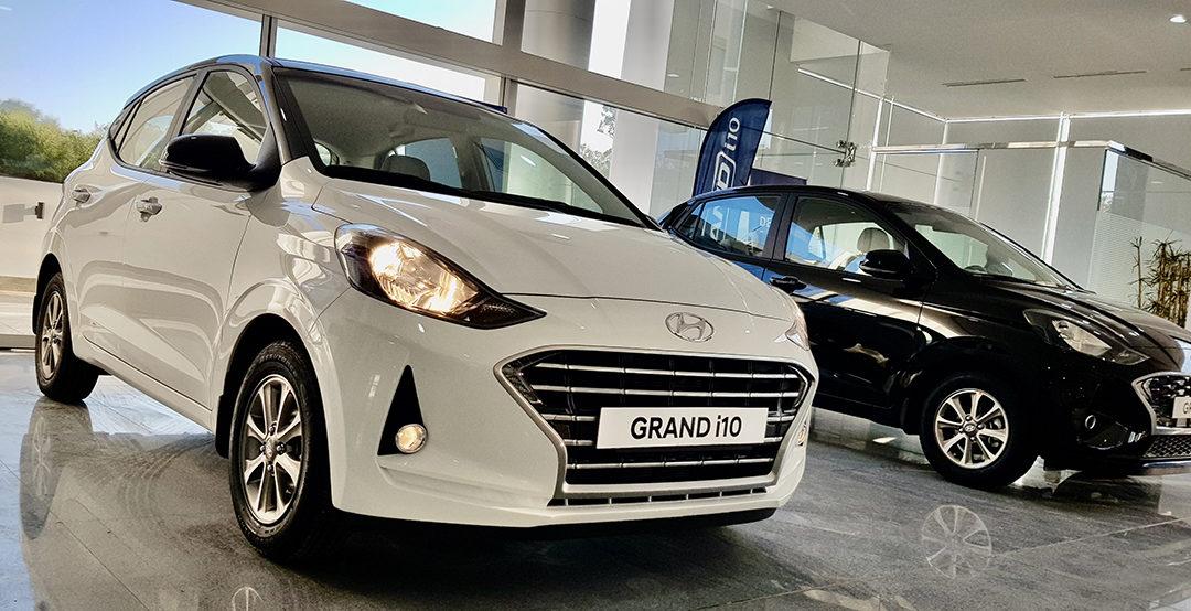 Nouvelle Hyundai Grand i10 voiture populaire disponible à Hyundai Tunisie