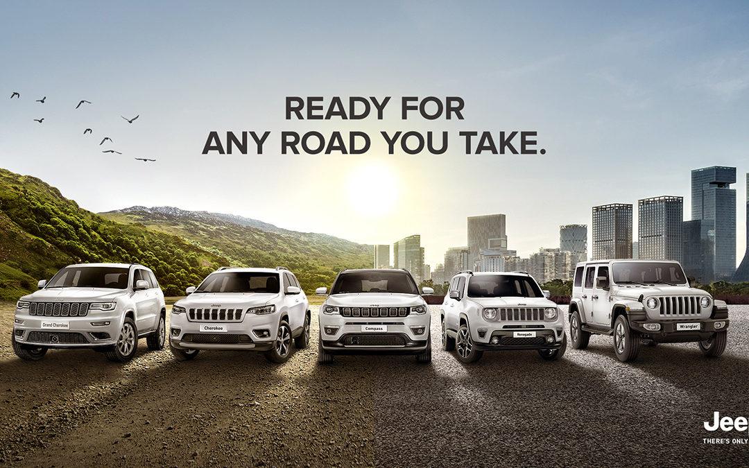 Jeep Renegade de ITALCAR JEEP TUNISIE, leader des ventes sur son segment des SUV Premium