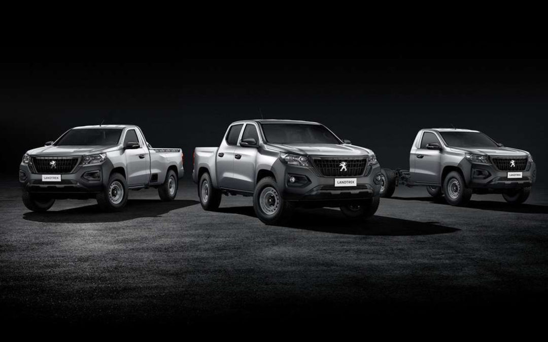 Les principales infos sur le Nouveau Pick Up Peugeot Landtrek de la STAFIM Peugeot Tunisie