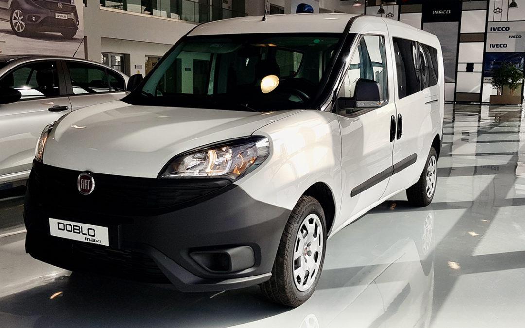 NEW FIAT DOBLO COMBI MAXI 1.4 Diesel disponible à ITALCAR FIAT TUNISIE