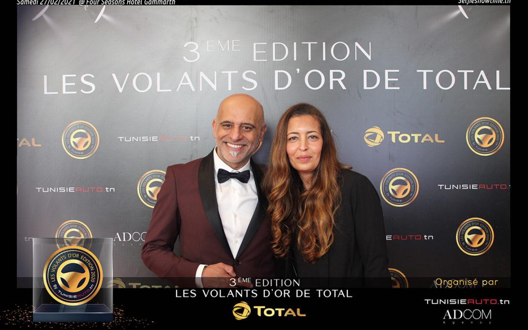 Cérémonie «Les Volants d'Or 2020» by tunisieauto.tn & ADCOM Agency : un vif succès !